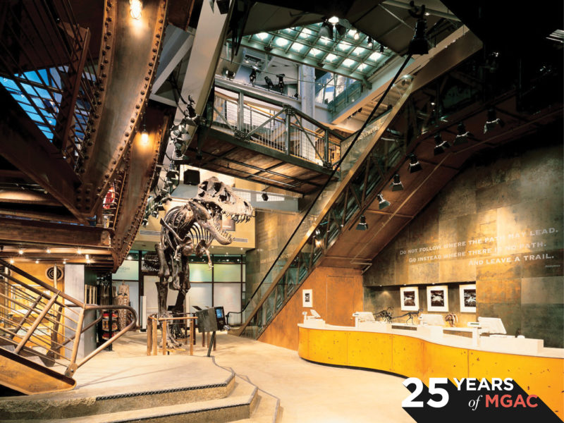 25 Years of MGAC: Discovery Channel Stores